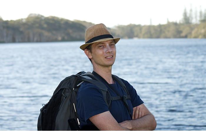 Gareth Vanderhope Middle Reader Author and Health Educator